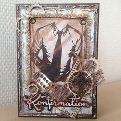 Anne-Mette´s scrapblog: Riddersholm Design