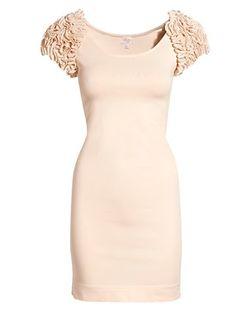 H&M puffed sleeved body con dress.        New.                                                         Size S.                                                          Iamnewlyused @Yahoo!.com $30.00