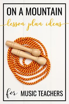 A music lesson for skipping rope. Awesome suggestions for modification for younger students. Would be great to teach musical form.