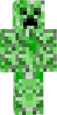 Creeper skin Hama Beads Minecraft, Minecraft Pixel Art, Cool Minecraft, Creeper Minecraft, Minecraft Skins, Minecraft Houses, Perler Beads, Minecraft Crafts, Dollar Origami