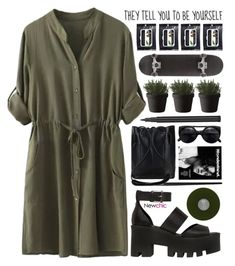 """""""Newchic : 10"""" by cinnamon-and-cocoa ❤ liked on Polyvore featuring Windsor Smith and Muuto"""