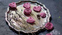 Зефир черносмородиновый. Пошаговый рецепт с фото