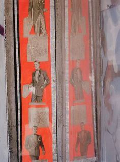 Saul Leiter Color Photograph, Window 2004