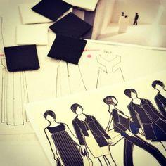 Illustration/Fabric/Flats SS12
