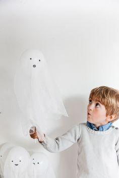Ghost Stick DIY//