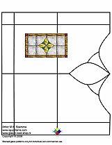 glass pattern 493