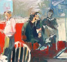 Jennifer Pochinski - Painterly Painters   1stdibs.com