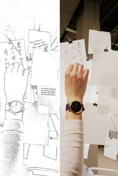 hundred&ten watches, art insipration, modern design, minimalism, watch designer, graphic