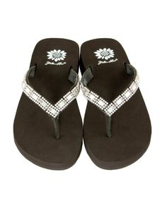 0b56b3a8c Yellow Box Womens Elisa Flip FlopBrown11 M US   Check out this great  product. (