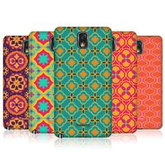HEAD CASE DESIGNS MOROCCAN PATTERN BACK CASE COVER FOR SAMSUNG GALAXY NOTE 3