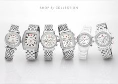 love my Michele watches