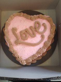 One last Valentine's cake 2/15/15