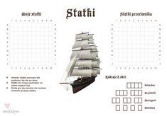 Na nudy związane z naszą obecną sytuację, przypominam o grze w statki, pdf do pobrania od nas z bloga emocje.pro