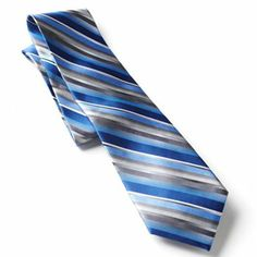 Van Heusen Heritage Striped Extra-Long Tie - Big and Tall