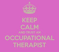 Occupational Therapy: