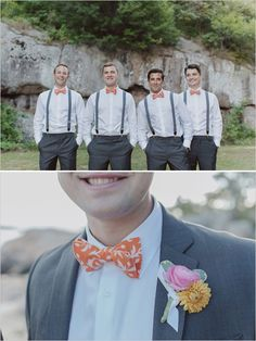 looks for the groom and his men