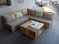Image result for pallet sofa