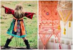 boho dress, just inspiration.