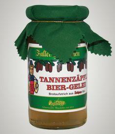 Rothaus Tannenzäpfle Bier Gelee