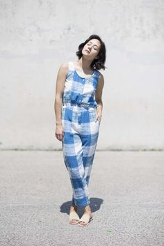 Ace & Jig Jumpsuit in Banner | Oroboro Store | Brooklyn, New York