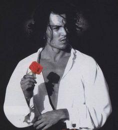 "Don Juan de Marco: - ""A melhor parte do amor é perder todo o senso de realidade."""