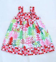 Christmas knot dress on etsy 32 00 more christmas knot knot dresses