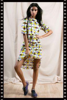 ife's closet ife s closet 1_Shift-Tails-Dress