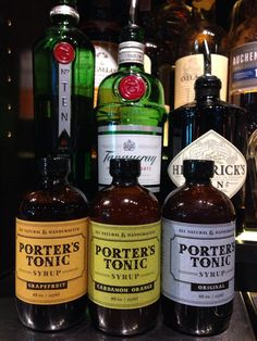 Enlace permanente de imagen incrustada Tonic Syrup, Tonic Water, Bartender, Whiskey Bottle, Gin, Photo And Video, Perms, Jeans, Jin