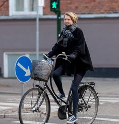 Copenhagen Bikehaven by Mellbin - Bike Cycle Bicycle - 2012 - 5891 by Franz-Michael S. Mellbin, via Flickr