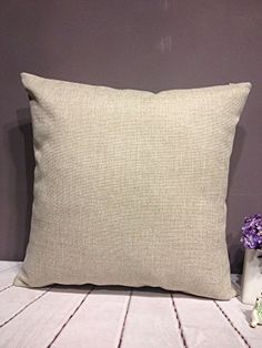 Ready for bedroom decor pictures. Uphome 18 Inch Quote Words Square Decorative Cotton Linen Cushion Cover Throw Pillowcase - http://aluxurybed.com/product/uphome-18-inch-quote-words-square-decorative-cotton-linen-cushion-cover-throw-pillowcase/