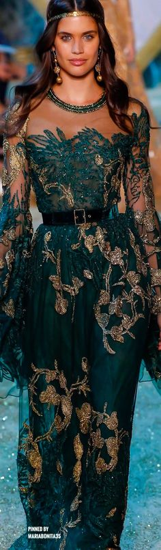 Elie Saab Fall-17 Haute Couture
