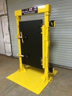 New Lock Puller Designed And Fabricated Forcible Entry