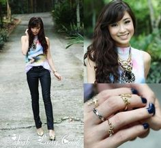 Fashion from Asia (Kryz Uy)