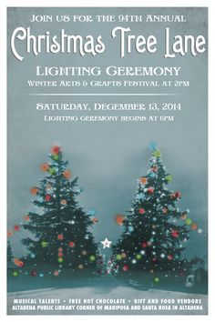 Altadena's Christmas Tree Lane receives 75% of proceeds from the ...