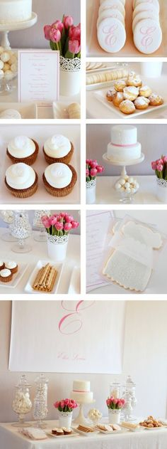 Lace & Embroidery Desserts