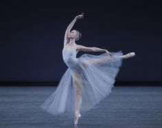 New York City Ballet sparkles and blurs in opening program - The Washington Post