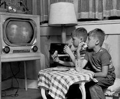 TV Dinners in the 1951 Photo: Arthur Brower