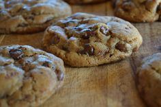 Back in 2014, I had a lot of time on my hands. I love chocolate chip cookies and I decided to make it my mission to find the best chocolate chip cookie out there. I tried many, many recipes …