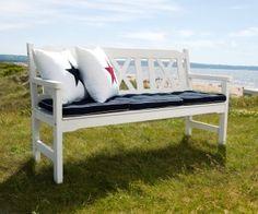 Visby 3-sits soffa vitlaserad » Soffor / Bänkar » Produkter - Kila Möbler