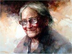 Z.L. Feng, 1954 ~ Watercolor painter | Tutt'Art@ | Pittura * Scultura * Poesia * Musica |