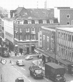 Nottingham City, Cinema Theatre, The Good Old Days, Old Photos, The Past, History, Places, Theatres, Centre