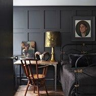 Best 25+ Black accent walls ideas on Pinterest
