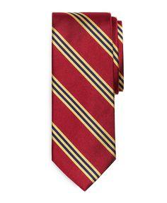 BB#1 Repp Tie - Brooks Brothers