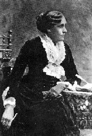 Louisa May Alcott (1832-1888) - A servant, seamstress, teacher and Civil War Nurse, Alcott's fame came as an author. Born on November 29, 1832 in Germantown, Pennsylvania, Louisa was one of four daughters.  She moved with her family to Boston when she was just two years old. As a young girl, the family moved again to Concord, Massachusetts.