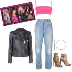 Only on Fashmates. Belstaff, Little Mix, Alice Olivia, Harry Styles, Versace, Polyvore, How To Wear, Shopping, Fashion