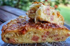 Pita Recipes, Cookbook Recipes, Greek Recipes, Brunch Recipes, Cooking Recipes, Food Network Recipes, Food Processor Recipes, Greek Appetizers, Greece Food