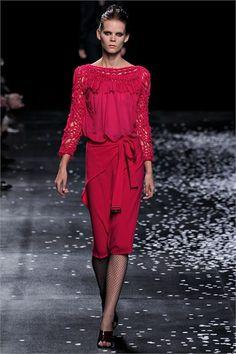 Sfilata Nina Ricci Paris - Collezioni Primavera Estate 2013 - Vogue