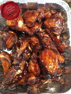 This marinade will have all your neighbors coming out of their homes wondering what's grilling that smells so good!