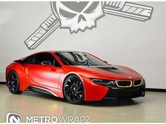 Teen Singer Austin Mahone Has A Pretty Badass BMW i8