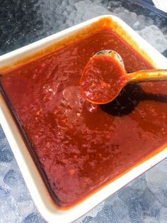 Tangy BBQ Sauce